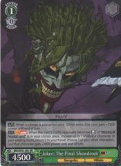 Joker: The Fianl Showdown - BNJ/SX01-001 RR