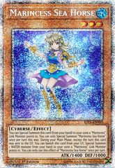 Marincess Sea Horse - RIRA-EN003 - Prismatic Secret Rare - 1st Edition