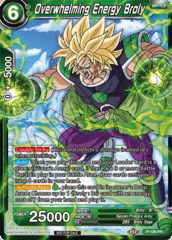 Overwhelming Energy Broly - P-136 - PR