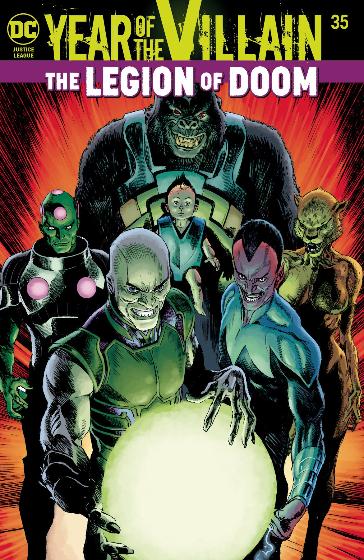 Justice League #35 Yotv (STL134416)