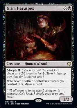 Grim Haruspex