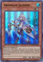 Aromage Jasmine - DUPO-EN082 - Ultra Rare - Unlimited Edition on Channel Fireball