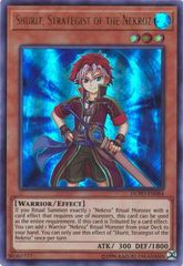 Shurit, Strategist of the Nekroz - DUPO-EN084 - Ultra Rare - Unlimited Edition