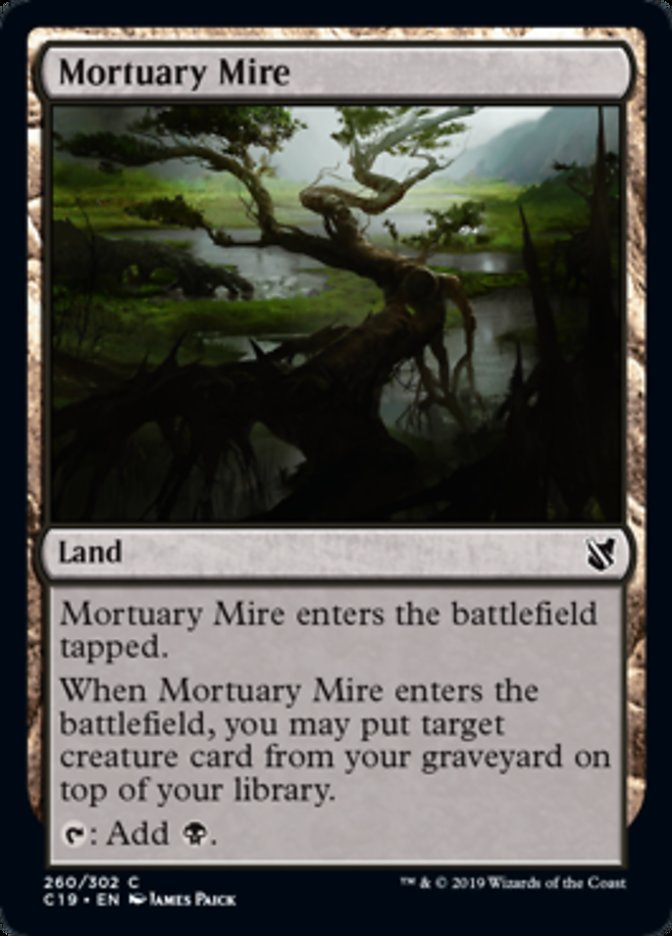 Mortuary Mire