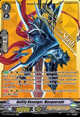 Nullity Revenger, Masquerade - V-BT06/SV02EN - SVR (Gold Hot Stamp)