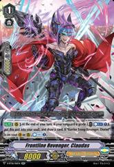 Frontline Revenger, Claudas - V-BT06/016EN - RR