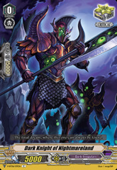 Dark Knight of Nightmareland - V-BT06/071EN - C