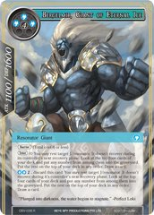 Bergelmir, Giant of Eternal Ice - DBV-038 - R