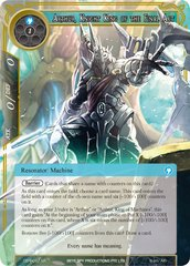 Arthur, Knight King of the Final Act - DBV-037 - SR