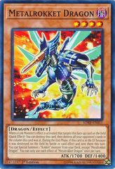 Metalrokket Dragon - SDRR-EN011 - Common - 1st Edition