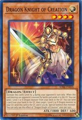 Dragon Knight of Creation - SDRR-EN018 - Common - 1st Edition