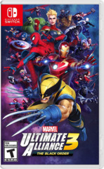 Marvel Ultimate Alliance 3: The Black Order