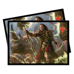 Ultra Pro - Commander 2019 - Deck Protector Sleeves V4:Ghired, Conclave Exile