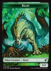 Beast - (014/029) - Token