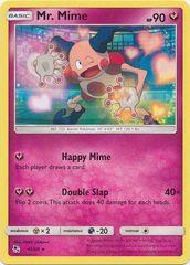 Mr. Mime - 43/68 - Rare