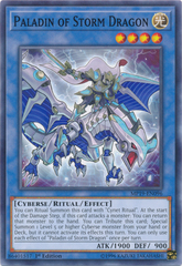 Paladin of Storm Dragon - MP19-EN096 - Common - 1st Edition