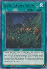 World Legacy Survivor - MP19-EN119 - Rare - 1st Edition