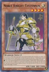 Noble Knight Custennin - MP19-EN141 - Rare - 1st Edition