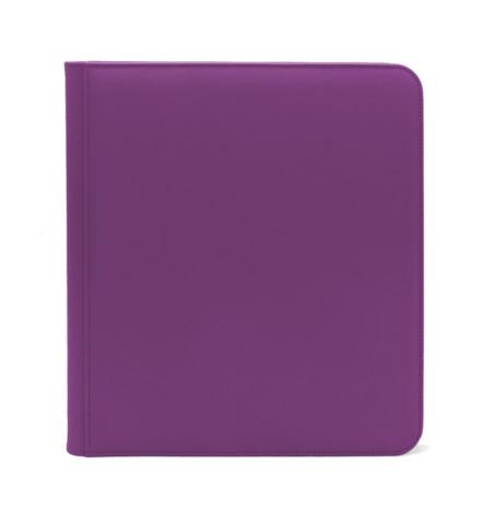 Dex Protection - Dex Zipper Binder 12 - Purple