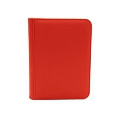 Dex Protection - Dex Zipper Binder 4 - Red