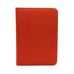 Dex Protection - Dex Zipper Binder 9 - Red