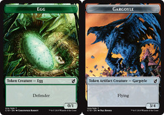 Egg Token // Gargoyle Token