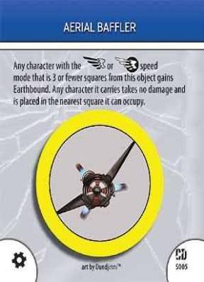 Aerial Baffler (S05)