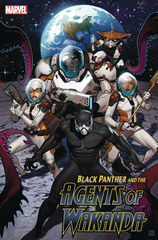 Black Panther And Agents Of Wakanda #3 (STL136291)
