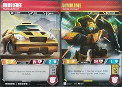 Bumblebee // Trusted Lieutenant (In-Store Play Gold Promo)