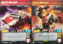 Private Red Alert // Medical Medic (In-Store Play Gold Promo)