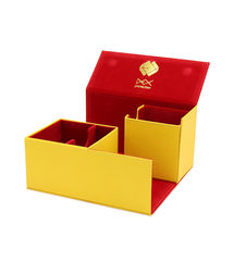 Dex Protection - Creation Line Deckbox - Large - Yellow