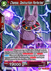 Champa, Destruction Perfected - DB1-006 - R on Channel Fireball