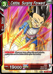 Cabba, Surging Forward - DB1-009 - C
