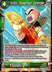 Krillin, Steadfast Defender - DB1-049 - UC