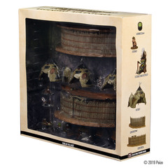 Pathfinder Battles Miniatures: Legendary Adventures - Goblin Village Premium Set