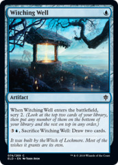 Witching Well - Foil
