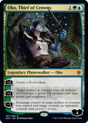 Oko, Thief of Crowns - Foil
