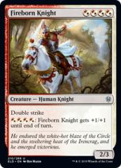 Fireborn Knight - Foil