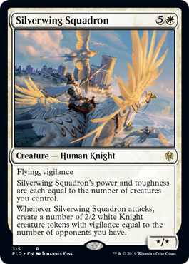 Silverwing Squadron - Brawl Deck Exclusive