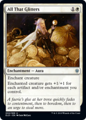 All That Glitters - Foil (ELD)