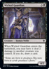 Wicked Guardian - Foil