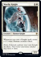 Worthy Knight - Foil
