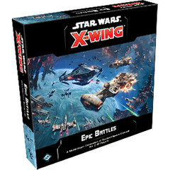 Star Wars X-Wing - Second Edition - Epic Battles Multiplayer Expansion