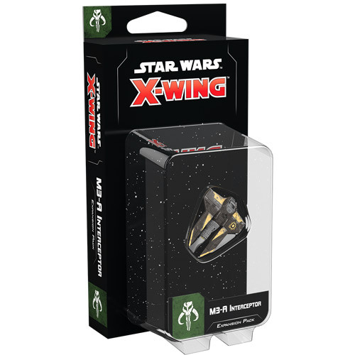 Star Wars X-Wing - Second Edition - M3-A Interceptor Expansion Pack