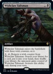 Wishclaw Talisman - Extended Art