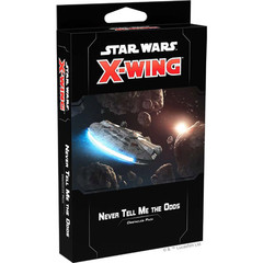 Star Wars X-Wing - Second Edition - Never Tell Me the Odds Obstacles Pack