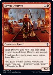 Seven Dwarves - Foil
