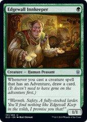 Edgewall Innkeeper - Foil