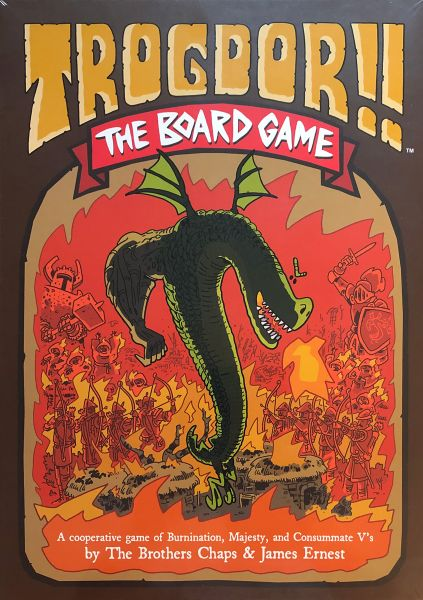 Trogdor! The Board Game