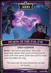 Demon of the Evil Eye